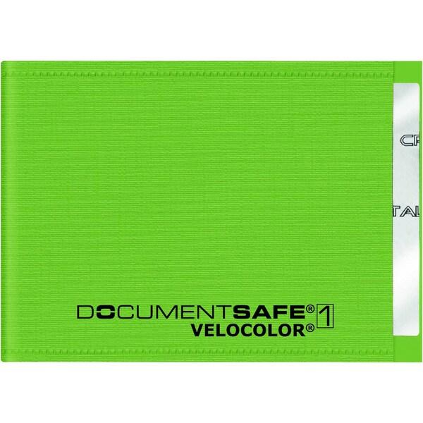 VELOFlex Ausweishülle Document Safe Nr. 3271341 VELOColor grün