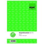 Sigel Gesprächsnotiz A5 hoch Nr. GE513 50Blatt gelb