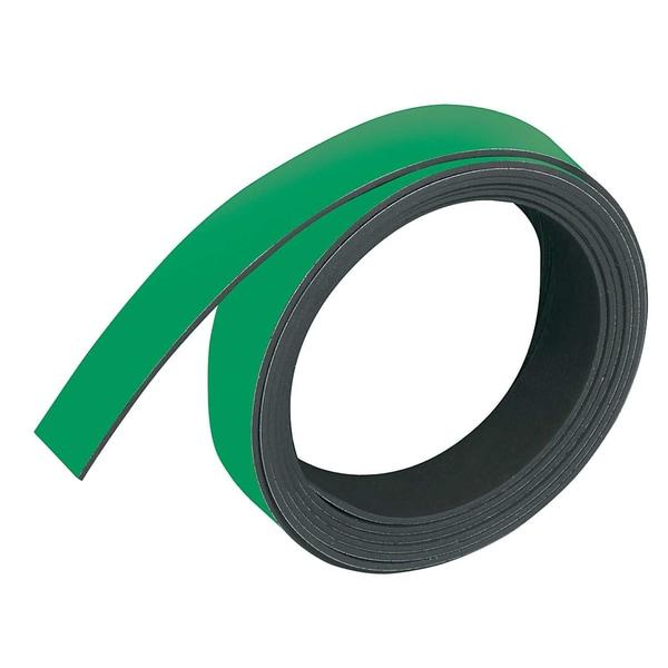 Franken Magnetband grün Nr. M802 02 10mmx1m Stärke 1mm