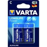 Varta Batterie High Energy Baby C Lr 14 Nr. 04914110412 15V7. 800Mah 2Stk