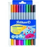 Pelikan Colorella Twin Farben hell und dunkel 10 Stück