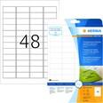 Herma Folien-Etikett Nr 8016 transparent PA 1.200Stk 457x212mm bedruckbar