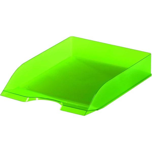 Durable Briefablage Basic C4 lindgrün Nr. 17016730-17 transluzent