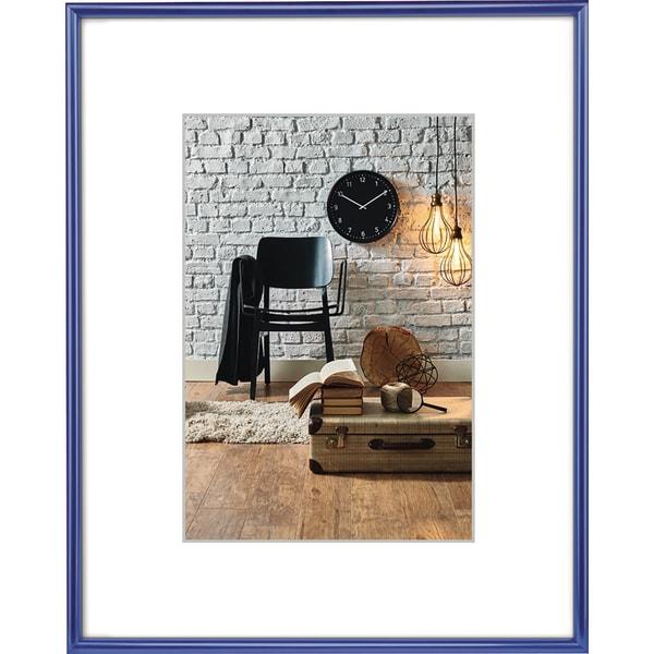 Hama Kunststoff rahmen 21x29.7cm blau SEVILLA 66312