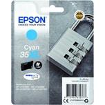 Epson Tintenpatrone 35XL C13T35924010 203ml cy