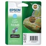 Epson Tintenpatrone C13T03454010 hell cyan f. Stylus Photo 2100