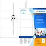 Herma Movables-Etikett Nr. 10308 weiß PA 800 Stk 96x635mm ablösbar