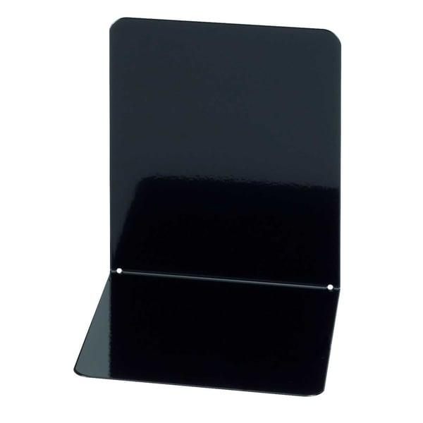 Maul Buchstütze Metall 13x14x14cm Nr. 3506290 schwarz PA 2 Stück