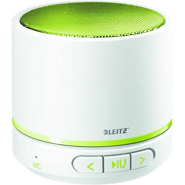 Leitz Lautsprecher WOW grün metallic Nr. 63581064 Bluetooth Mikrofon