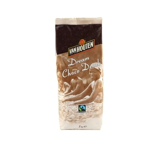 Van Houten Fairtrade Trinkschokoladenpulver / Kakaopulver 500g