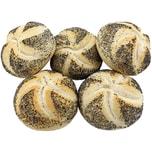 my-bakery Mohnbrötchen 5 Stück
