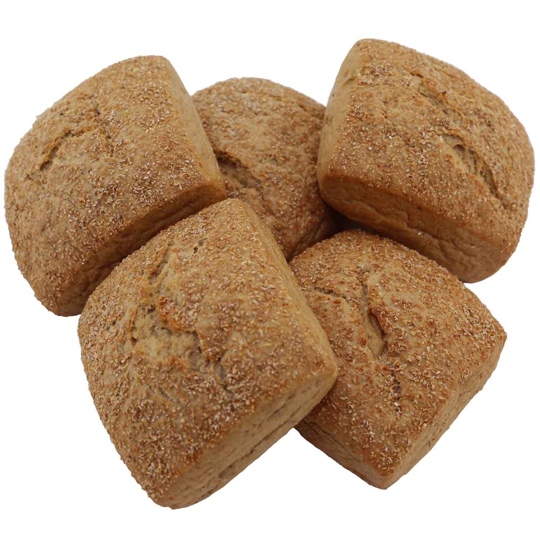 my-bakery Bauernbrötchen mit Roggen 5 Stück