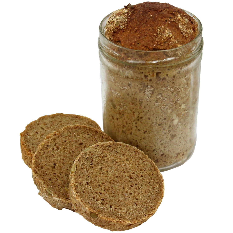 my-bakery Quinoa-Dinkel Brot im Glas 850ml