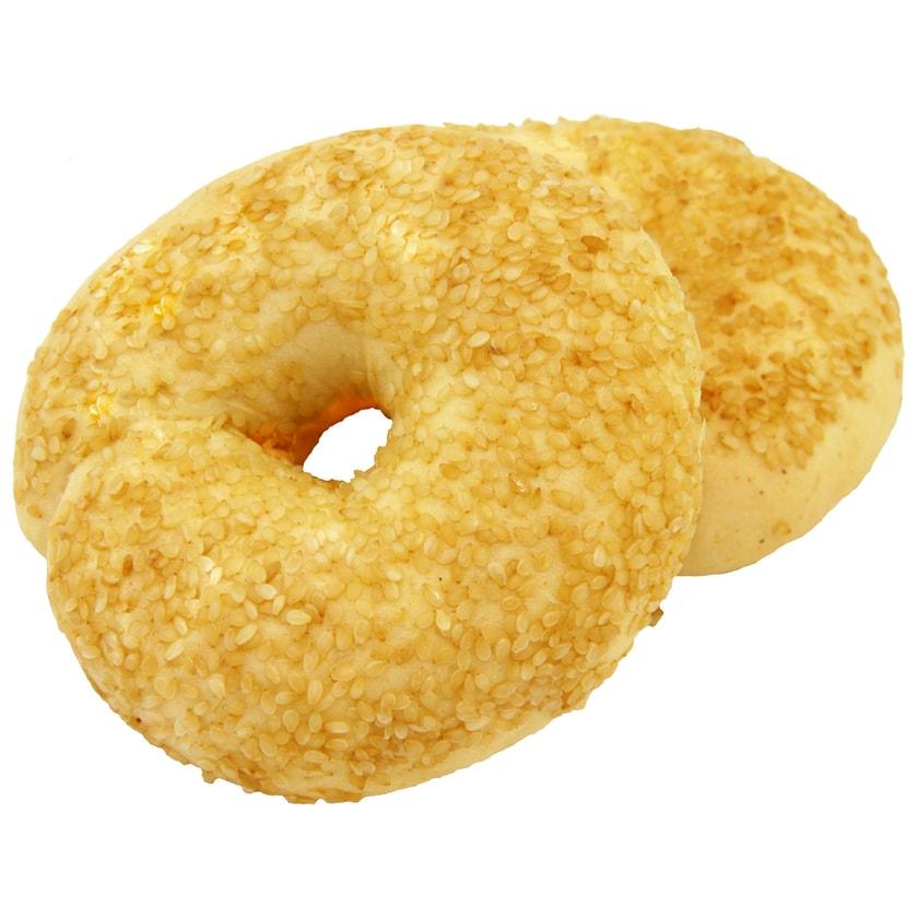 Poensgen Bagels mit Sesam Glutenfrei 2 Stück