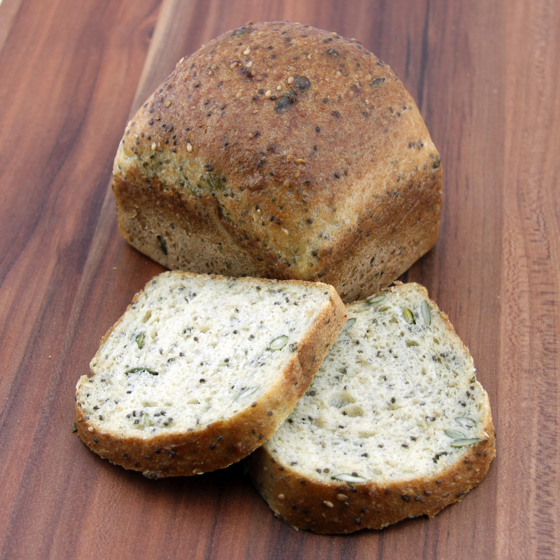 Schnitzer Bio Chia Quinoa Brot Glutenfrei 2 Stück