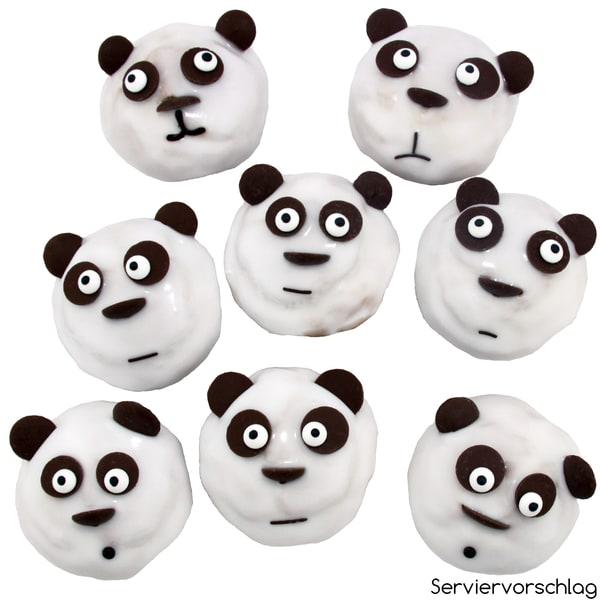 my-bakery Panda Muffin Back Mich Box Backmischung 535g