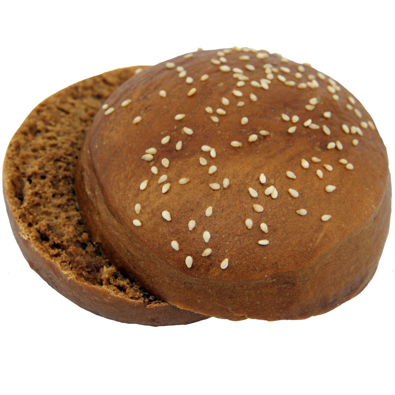 my-bakery Braune Burgerbrötchen XL 2 Stück