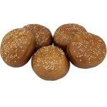 my-bakery Braune Burgerbrötchen XL 5 Stück