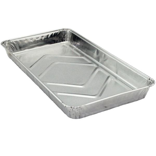 my-bakery Einweg Kuchenbackform Aluminium Flach 5 Stück