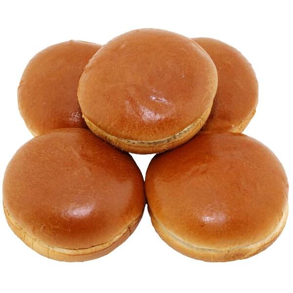 my-bakery Brioche Burgerbrötchen - Burgerbuns 5 Stück