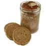my-bakery Emmer-Dinkel-Brot im Glas mit Spruch - Zum Anbeißen 330 g