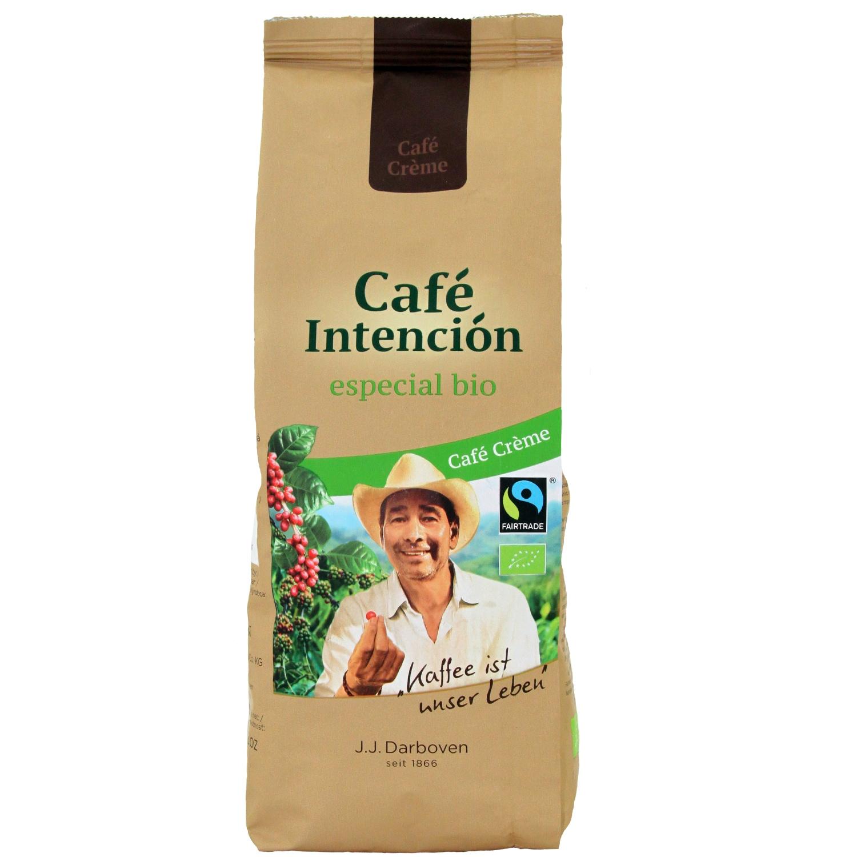 Darboven Fairtrade Café Intención especiàl Kaffee 100% Arabica Bohnen 500g