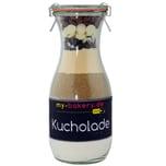 my-bakery Kucholade - Triple Chocolate Cookies Backmischung im Glas 420g
