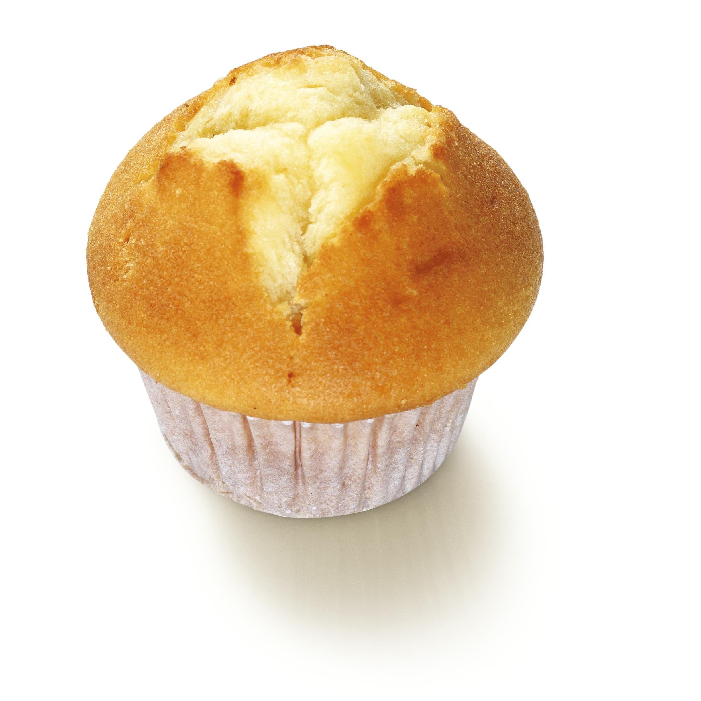 my-bakery Vanillemuffin 55g