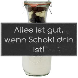 my-bakery Schoki - Triple Chocolate Cookies Backmischung im Glas 420g