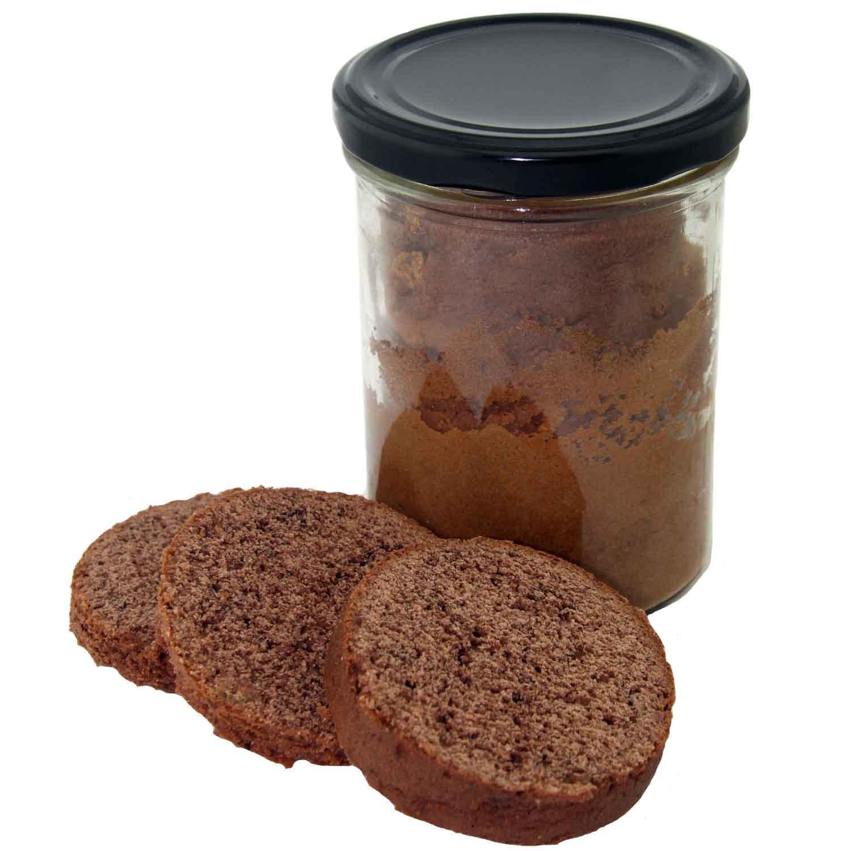 my-bakery Kuchen im Glas Schoko 435 ml