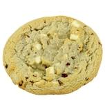 my-bakery White Chocolate Cookie with Raspberry XXL 76g