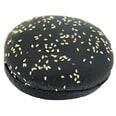 my-bakery Burgerbrötchen Schwarz XL 5 Stück