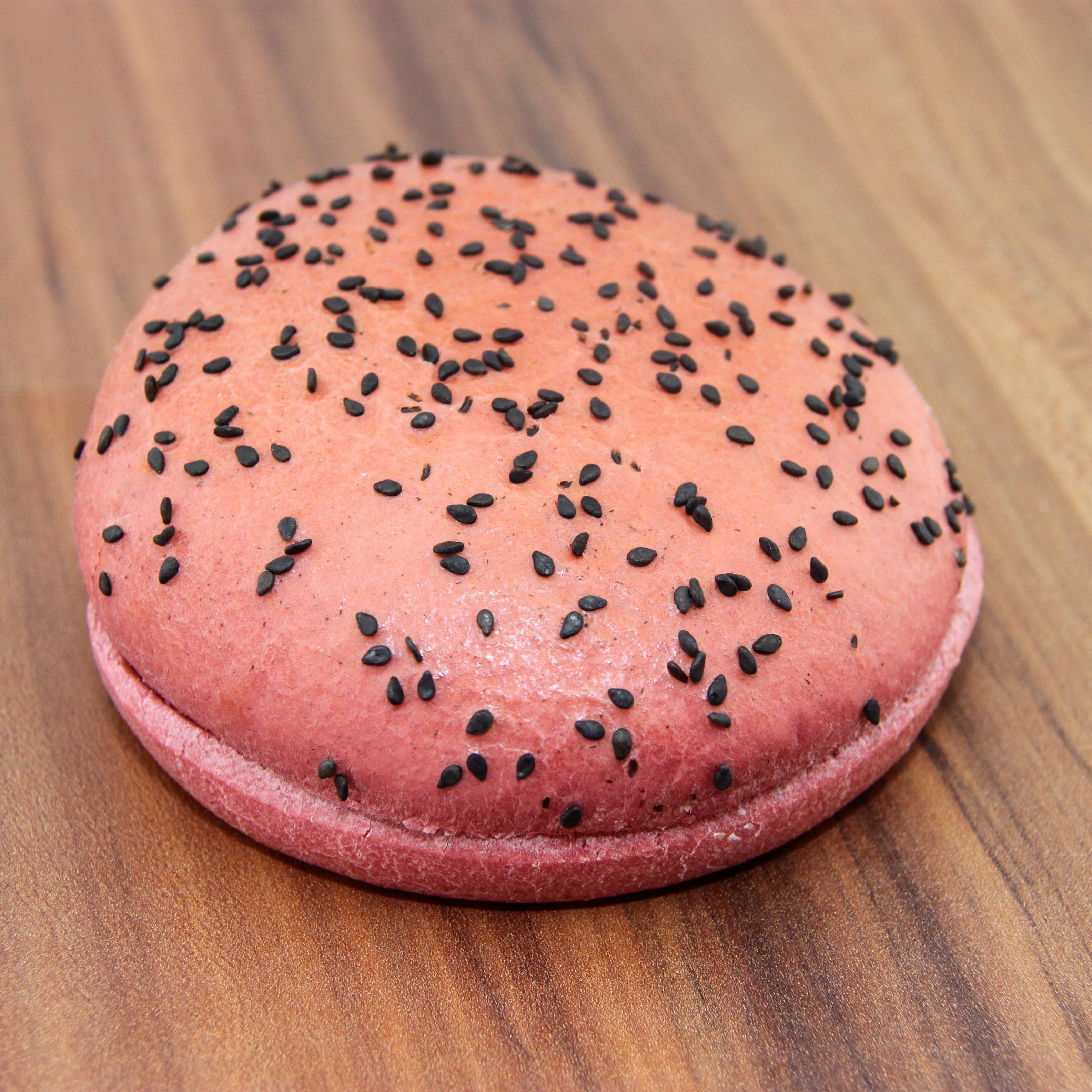 my-bakery Burgerbrötchen Rot 2 Stück