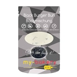my-bakery Backmischung Schwarze Burgerbrötchen 350g