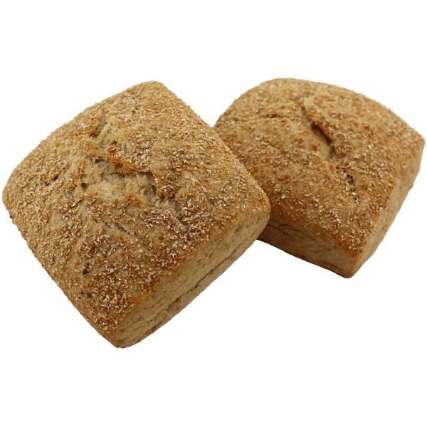 my-bakery Bauernbrötchen mit Roggen 2 Stück