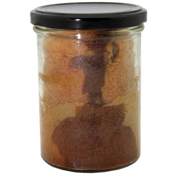 my-bakery Kuchen im Glas Marmor 435 ml