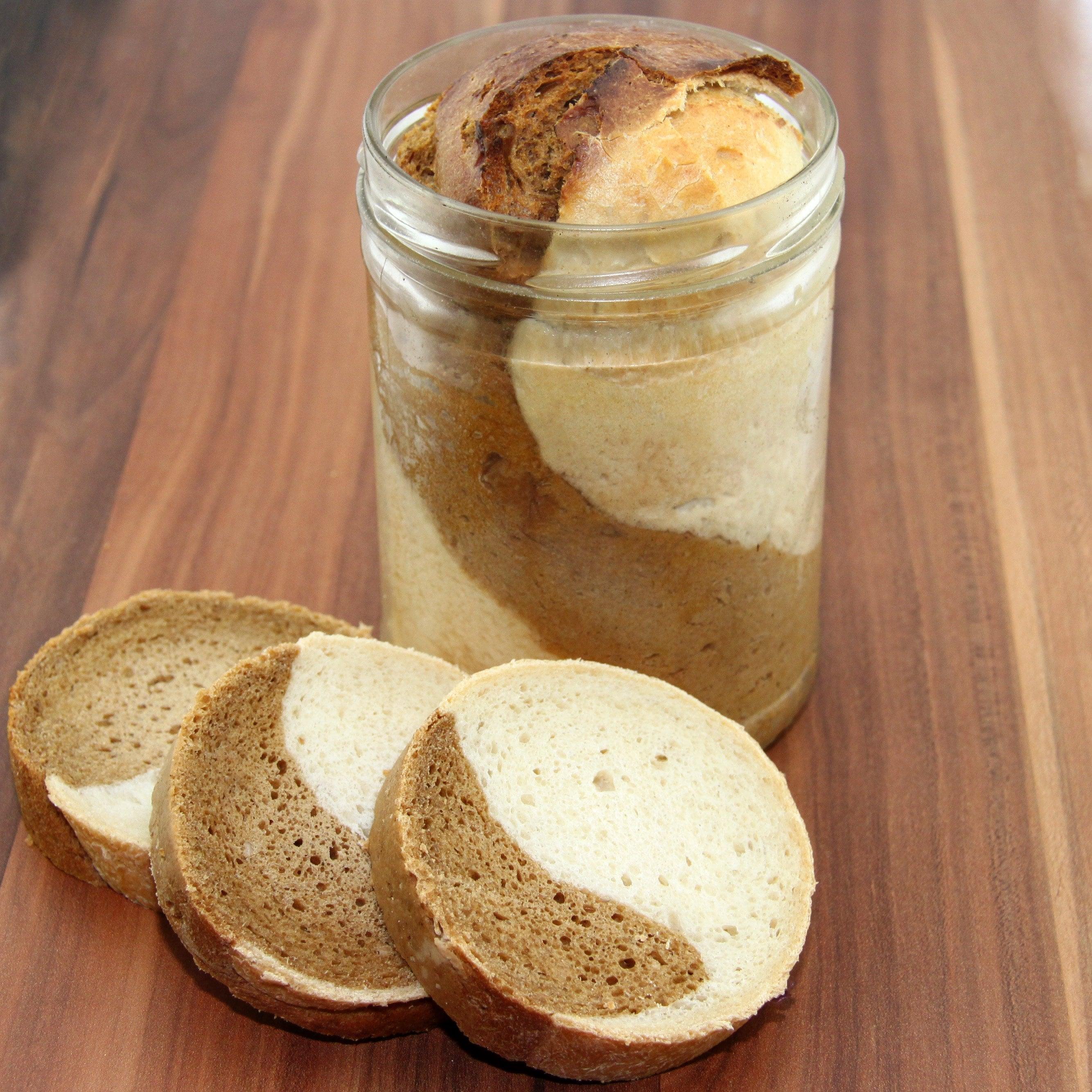 my-bakery Marmorbrot im Glas 850ml