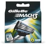 Gillette MACH3 6er Klingen