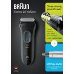 Braun Series 3 ProSkin - 3000s + EN10 - Vorteilspack