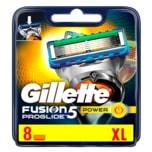 Gillette Fusion5 ProGlide Power Systemklingen 8er Pack