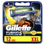 Gillette Fusion5 ProGlide Power Systemklingen 12er Pack