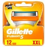 Gillette Fusion5 Systemklingen 12er Pack