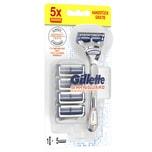 Gillette SkinGuard Sensitive Systemklingen 5er + Handstück