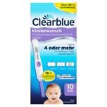 Clearblue Ovulationstest Fortschrittlich & Digital, 10 Tests