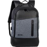 BESTWAY® Freizeitrucksack Element mit Laptop-Fach schwarzgrau