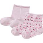 Esprit Socken Doppelpack für Mädchen Sterne