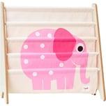 3 Sprouts Bücherregal Elefant 60 x 63 cm