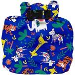 Bambino Mio Windeltasche wasserdicht Safari Party Blau