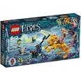 LEGO Elves 41192 Azari und die Falle für den Feuerlöwen