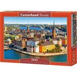 Castorland Puzzle 500 Teile Die Altstadt von StockholmSchweden